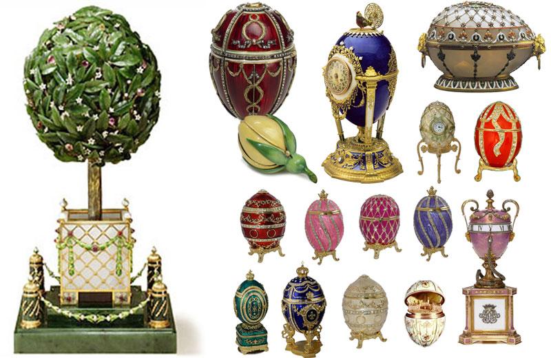 Faberg 195 169 Egg Mini Topiaries Weddingbee Photo Gallery